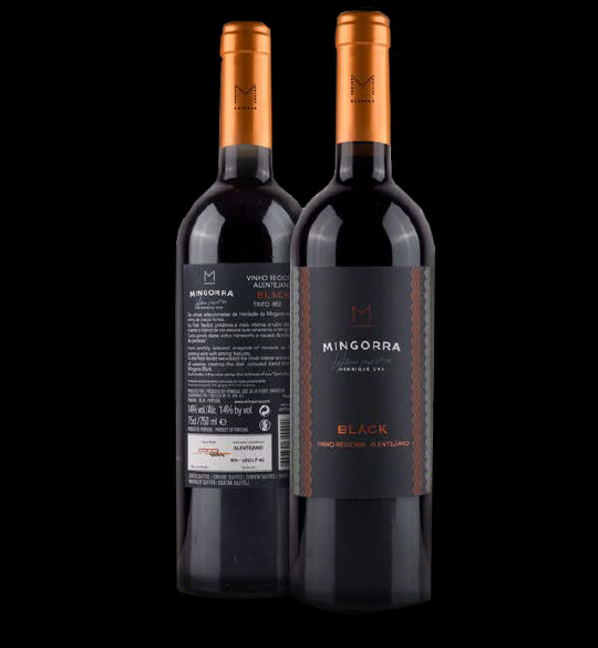 Mingorra Black 2016 75cl