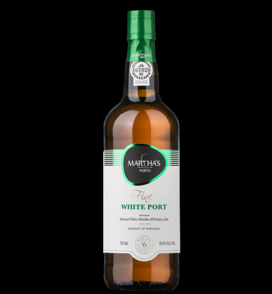 Martha's Fine White Port